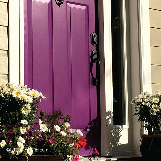 Purple door cottage