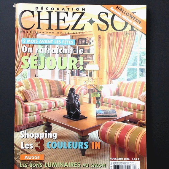 Throwback Thursday Chez Soi Mag