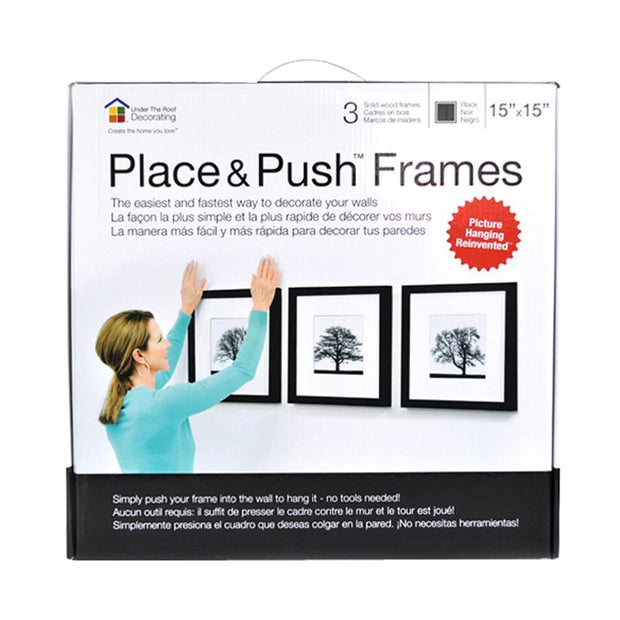 Place&Push® Frames-UTR Decorating