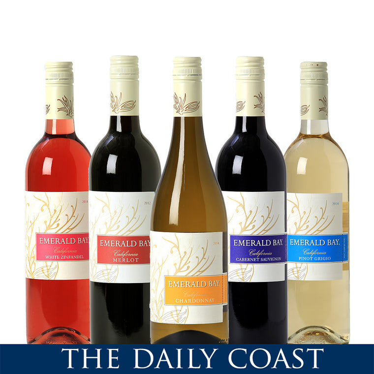 The Daily Coast | 12 Bottles