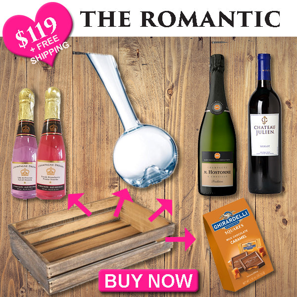 The Romantic | Gift Basket
