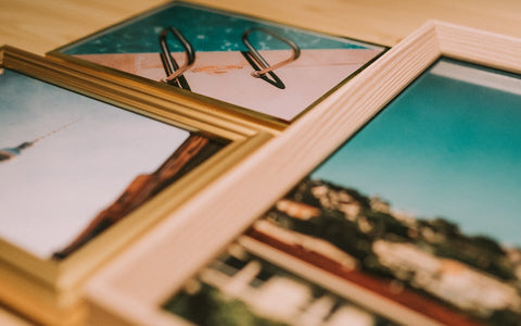 Photo Frame Types