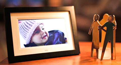 Digital Photo Frame Email