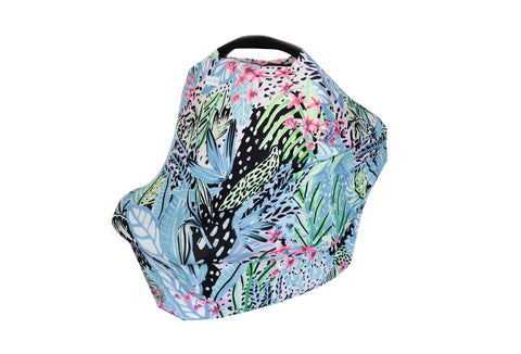 Sarina Car Seat Cover (Sarah Stage X Levi James Co.)