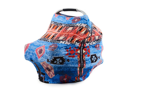 Salma Car Seat Cover (Sarah Stage X Levi James Co.)