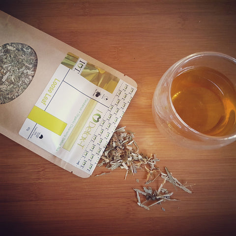 Detoxing with I Heart Tea