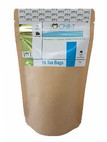 I Heart Chill Tea – 15 Tea Bags 30 grams