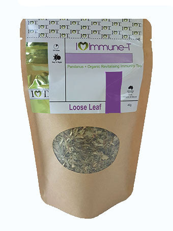 I Heart Immune Tea – Loose Leaf 40 grams