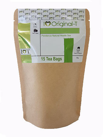 I Heart Original Tea – 15 Tea Bags 30 grams