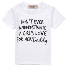 Love For Daddy Tshirt (12M-4)