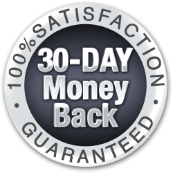 30 day money back gauranteed