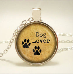 Unique Dog Necklace