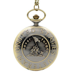 Service Members Pocket Watch