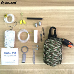 Outdoor Multipurpose Grenade Survival Kit