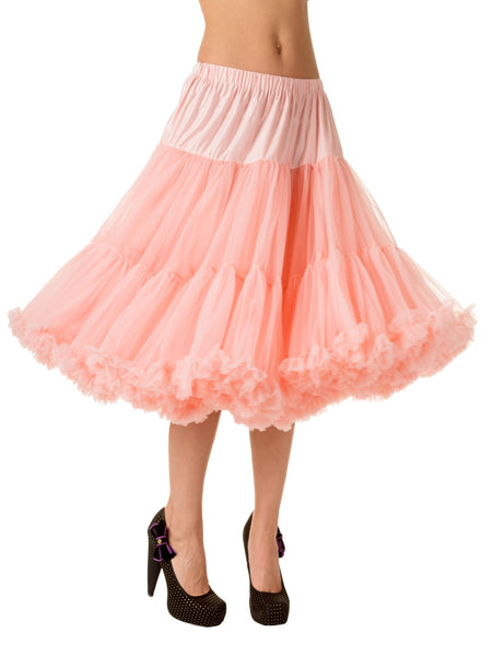 Banned Petticoat - Pink