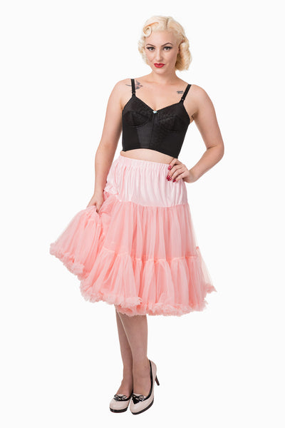 Banned Apparel Petticoat Coral