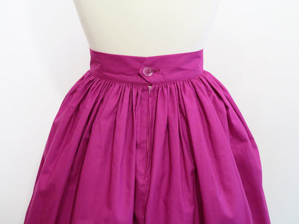 Margie Skirt in Plum