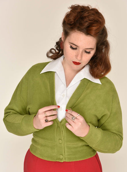Kiwi Fleece Cardigan