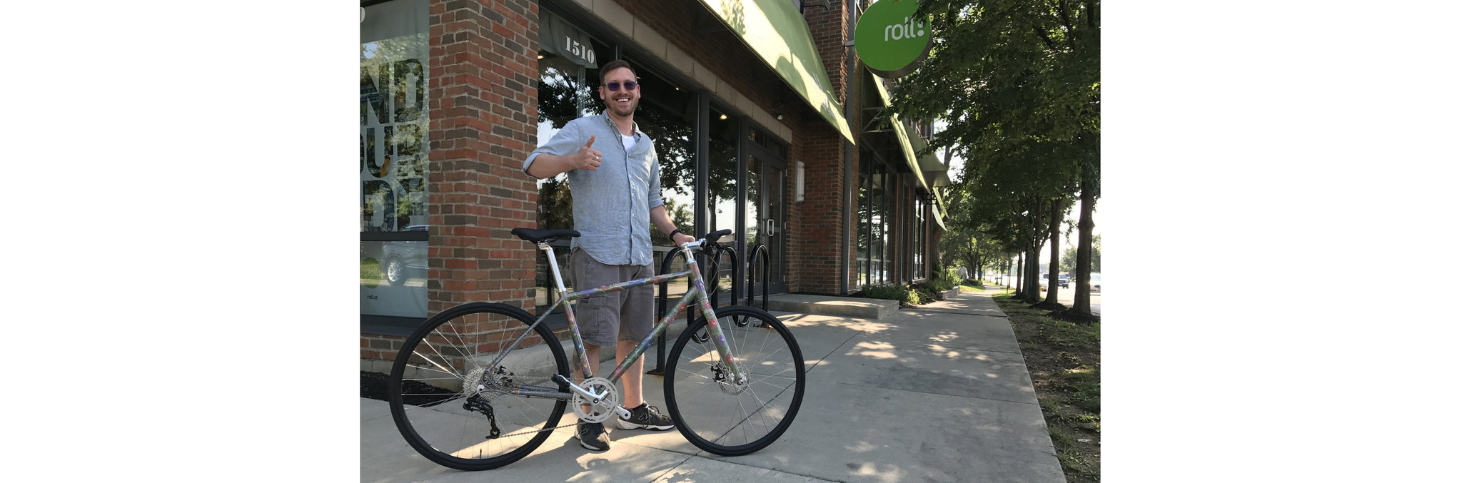 Randall Hoar Wins the S:1 Artist Edition PRIDE Bike