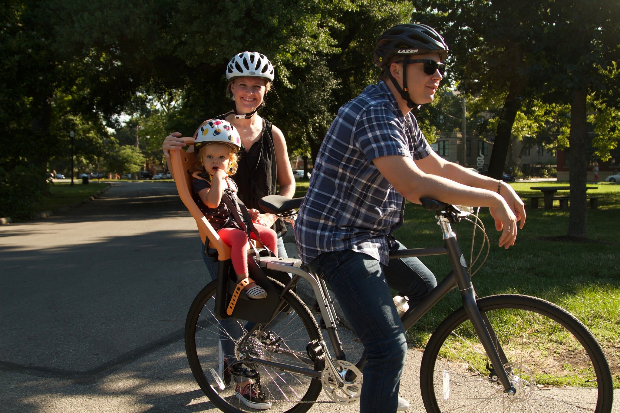 Family Bike Rides: 4 Helpful Tips for Biking with Kids