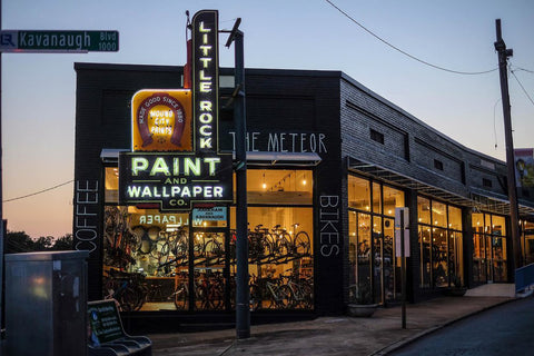 roll: Retail Partner - The Meteor in Little Rock, AR
