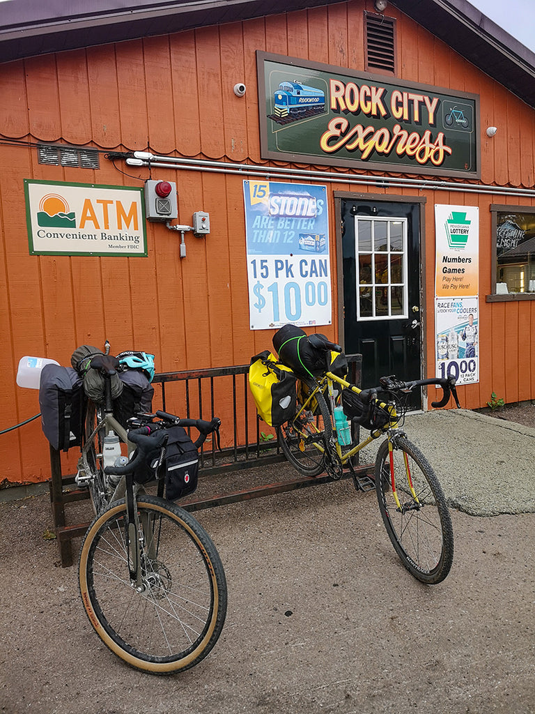 Bicycle Pit Stop