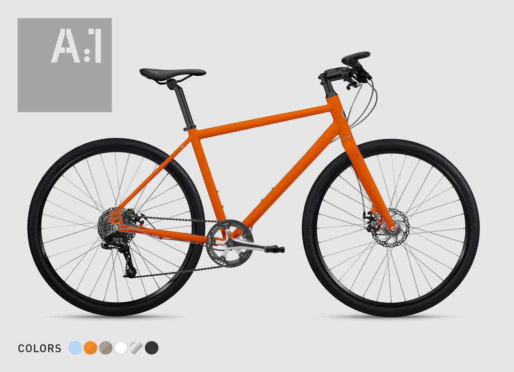 Custom, personalized bike built for you | roll: Bicycle Company