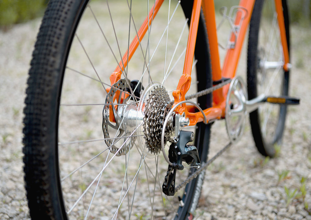 Custom mountain bicycle builder online