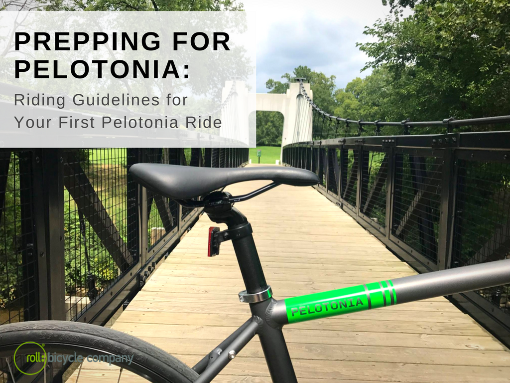 Prepping for Pelotonia Riding Guidelines for Your First Pelotonia Ride