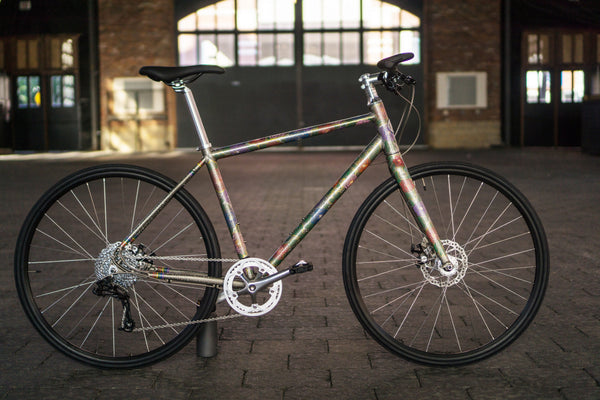 roll: PRIDE S:1 Artists Edition Bike Raffle