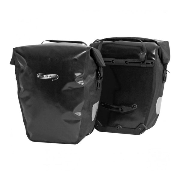 Ortlieb City Rear Pannier: Pair