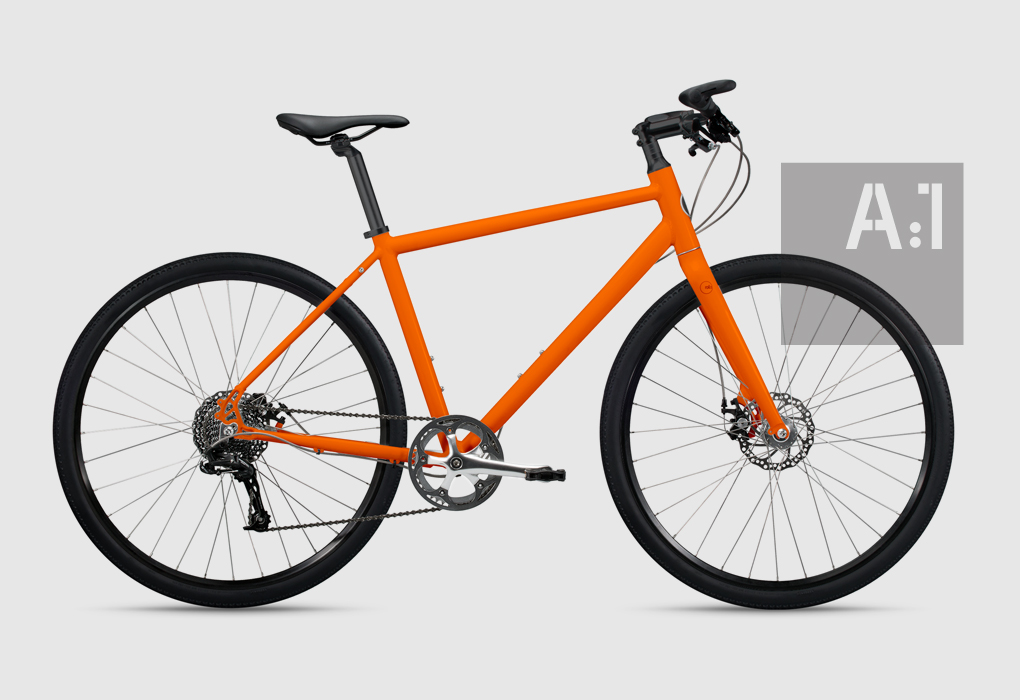 Custom Bicycles | City, Road, Touring | roll: Bicycle Company