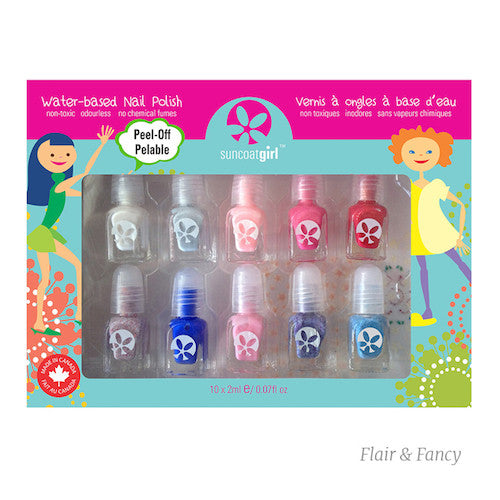 Suncoatgirl Peelable Kids Nail Polish Gift Sets | Australia & NZ