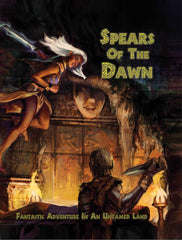 Spears of the Dawn