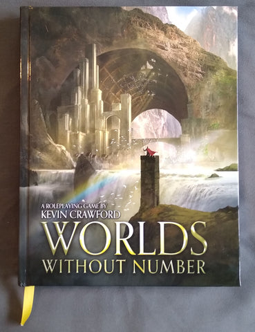 Worlds Without Number Offset Print