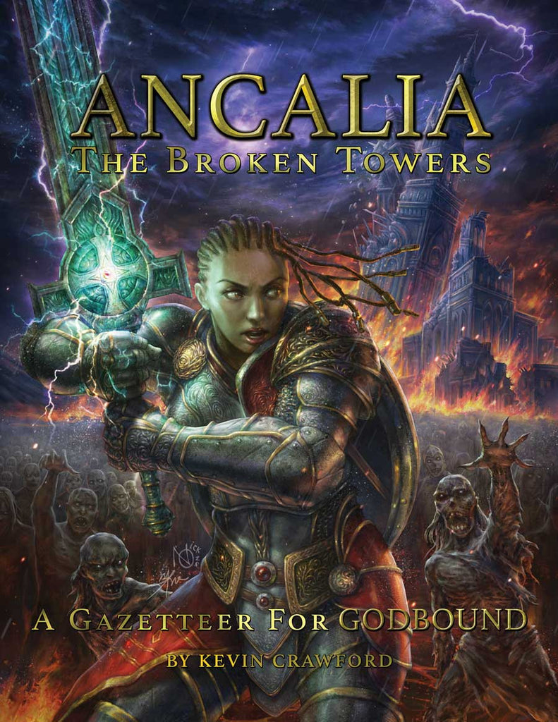 Ancalia: The Broken Towers