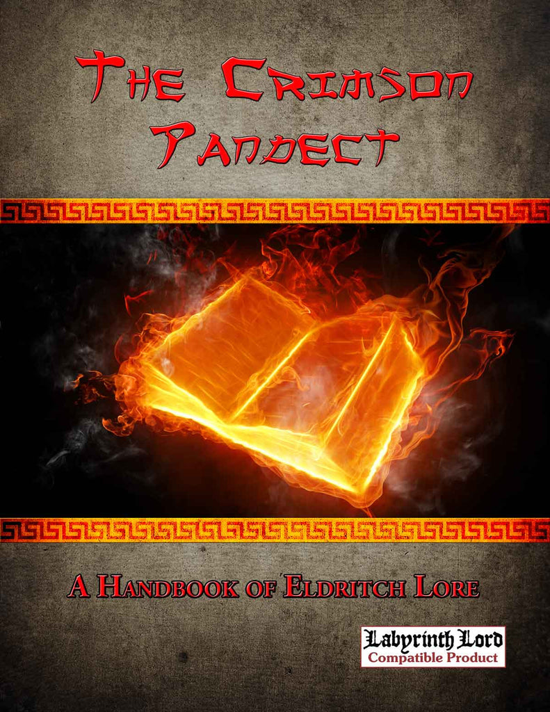 The Crimson Pandect