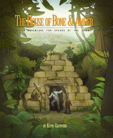 The House of Bone and Amber