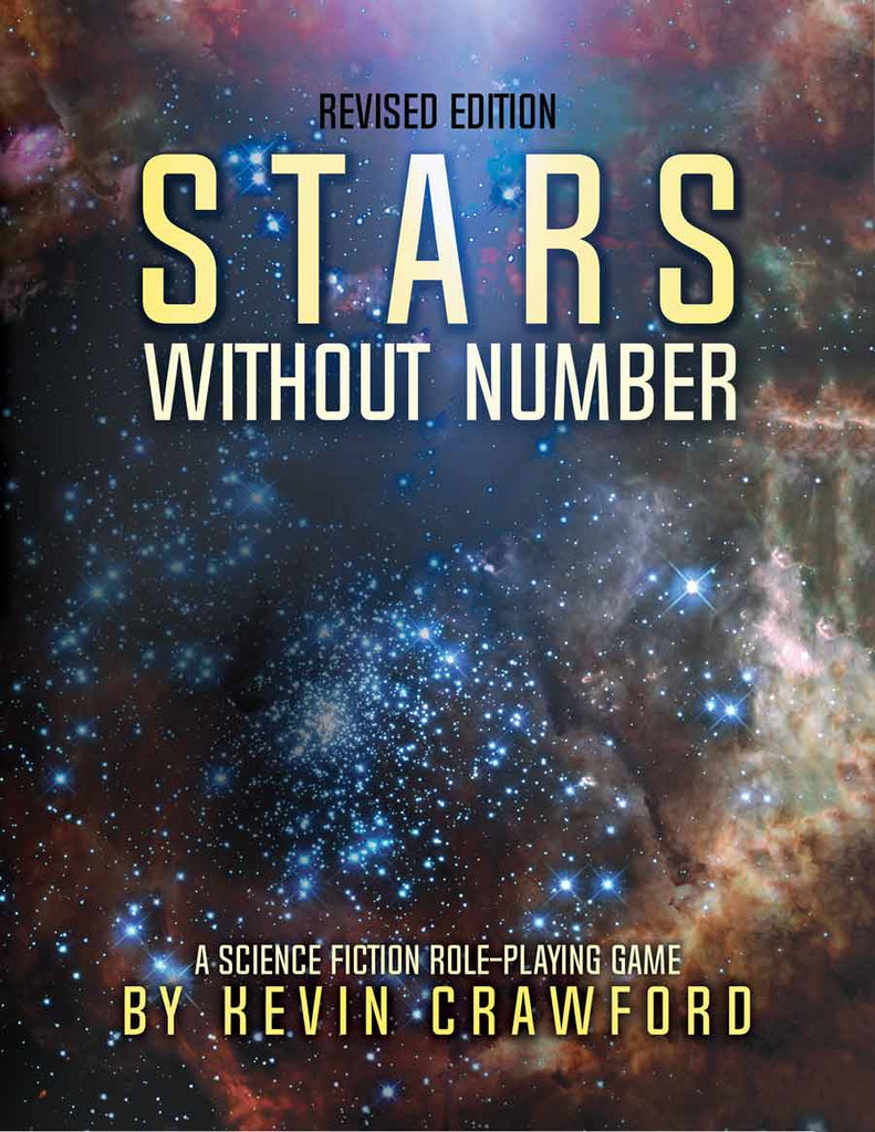 Stars Without Number: Revised