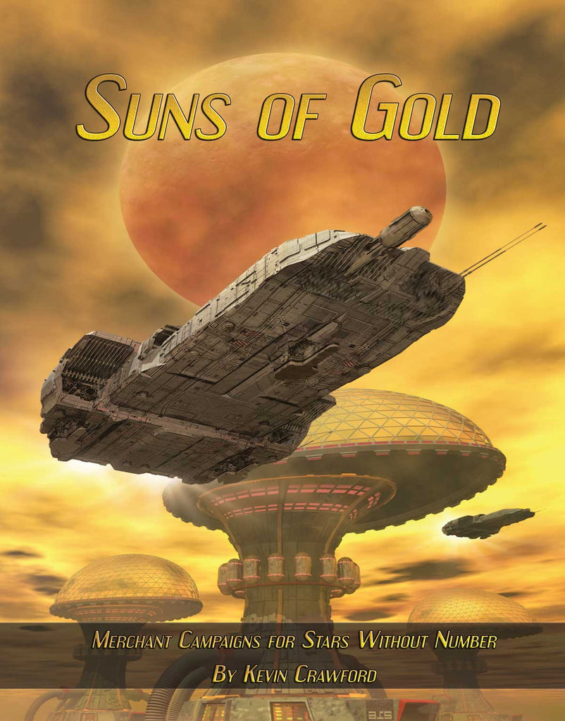 Suns of Gold