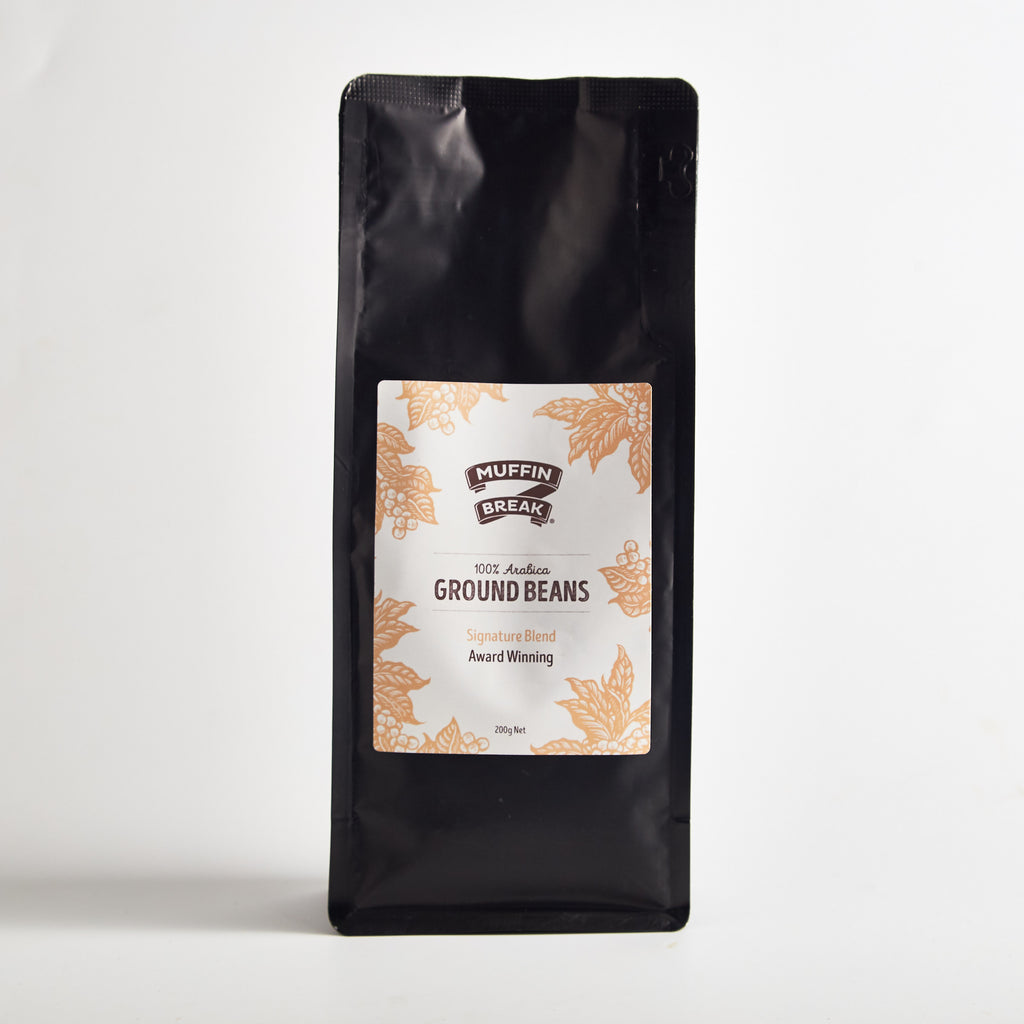 Muffin Break - Signature Blend - Ground Coffee Beans