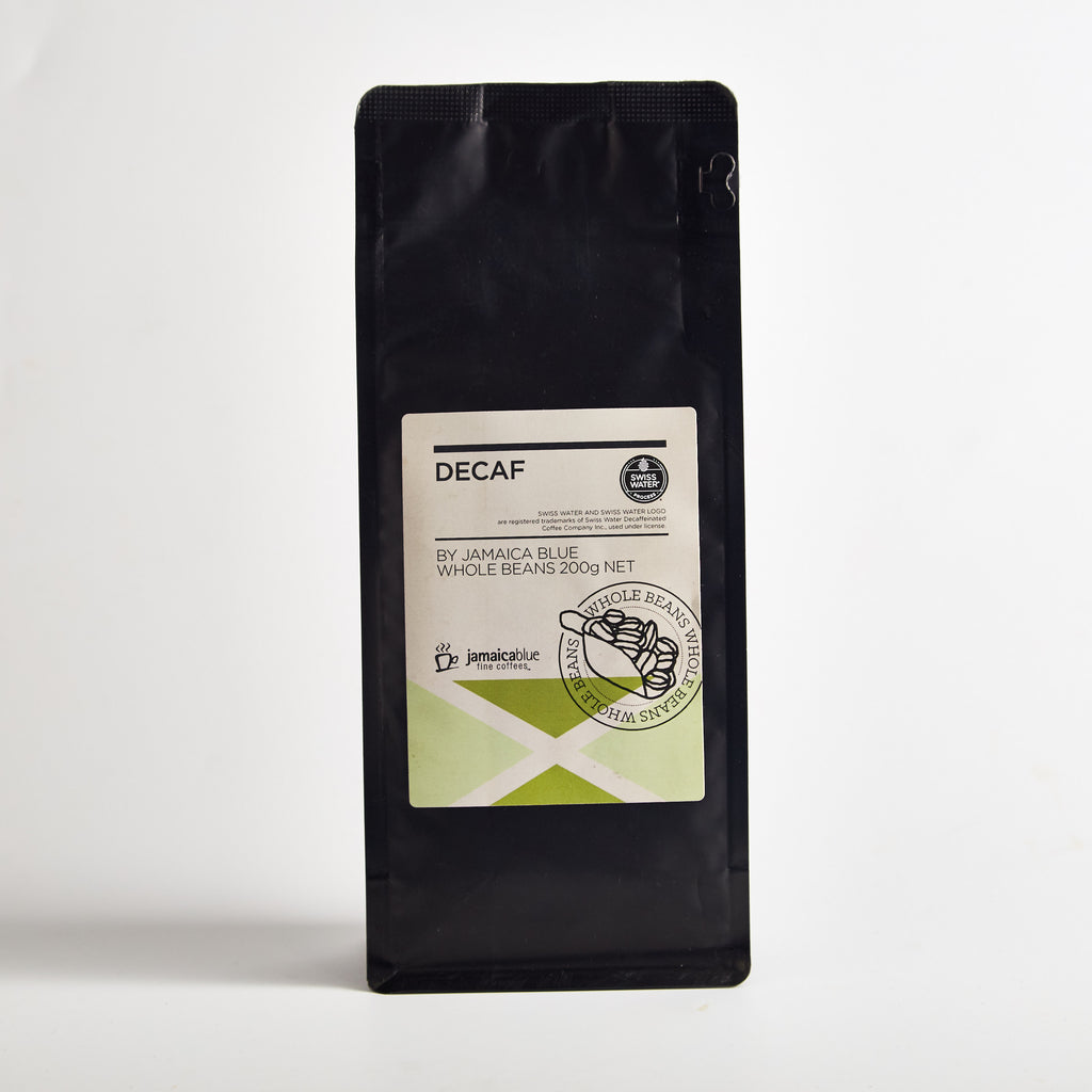 Jamaica Blue - Decaf - Whole Coffee Beans