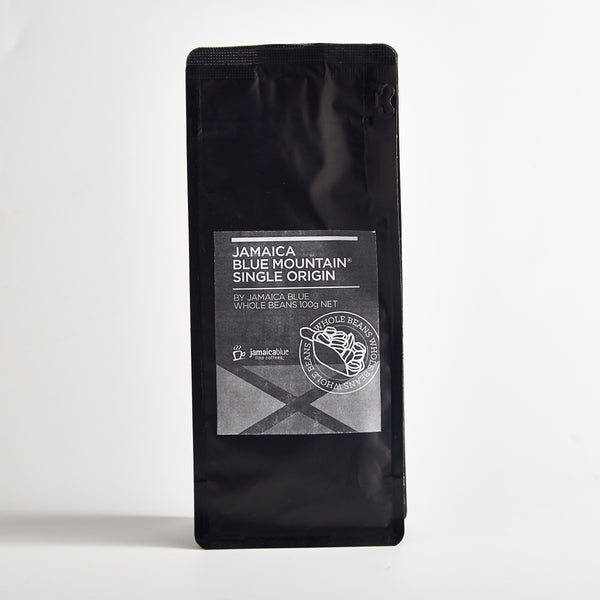 Jamaica Blue - Blue Mountain Single Origin - Whole Coffee Beans