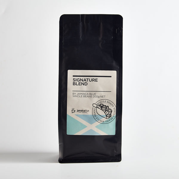 Jamaica Blue Signature Blend - Whole Coffee Beans