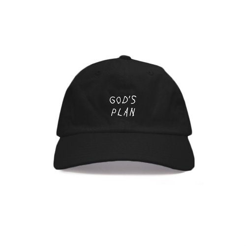 God's Plan (Black)