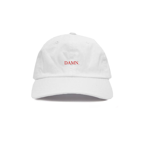 Copy of DAMN. (White)