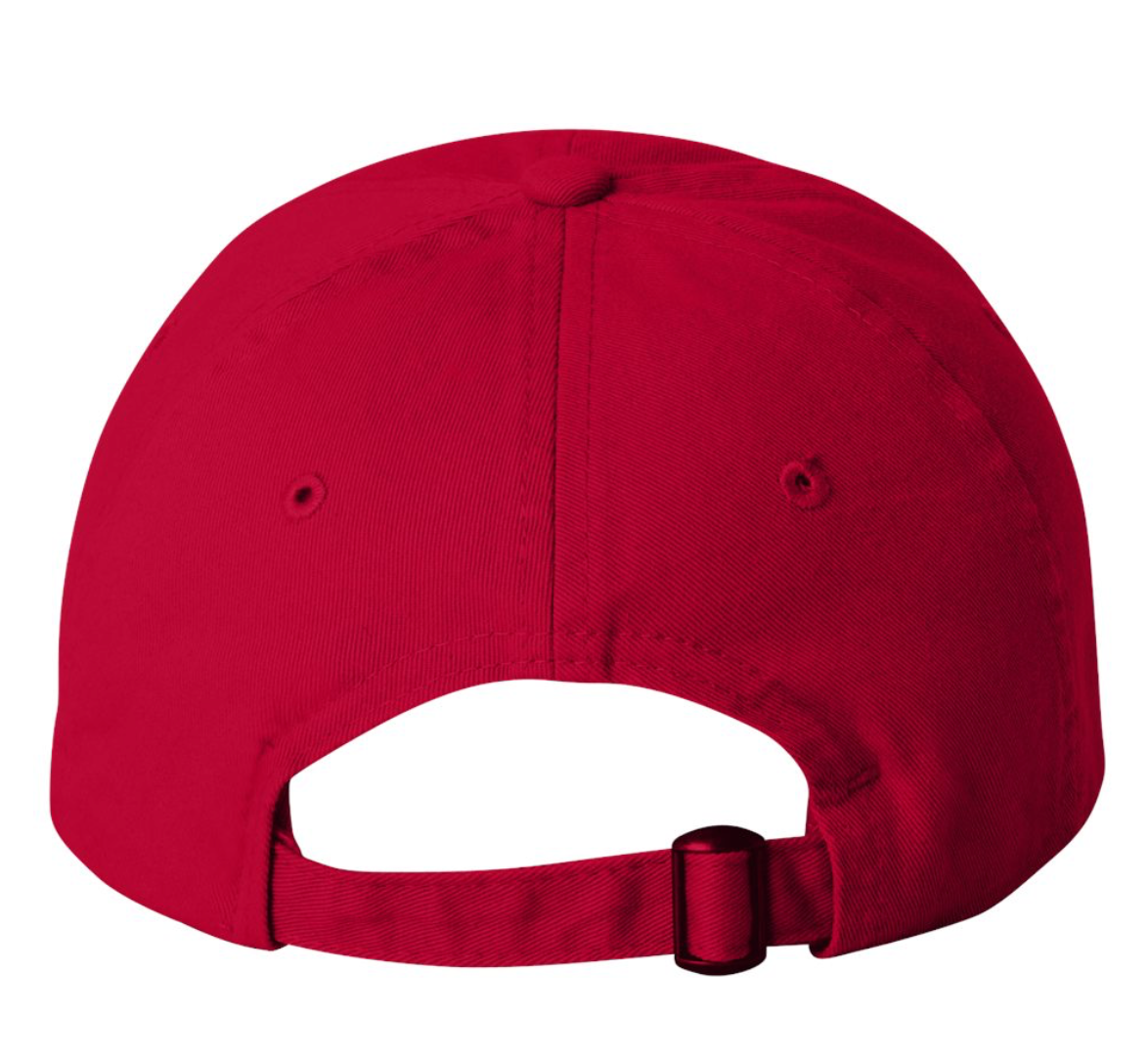 Plain Hat ( Red )