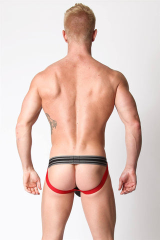 CellBlock13 — Liquid Skin Jockstrap (Red)