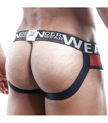 Pistol Pete - Wave Runner Jock (Red/Black)