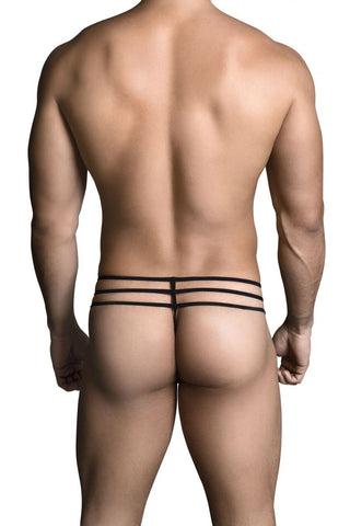 PPU - Naughty Thong (Black)
